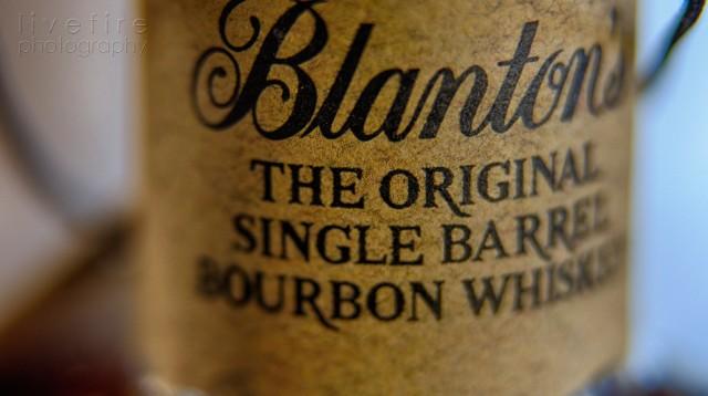 Blanton's Label
