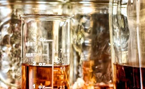 Infusing Bourbon