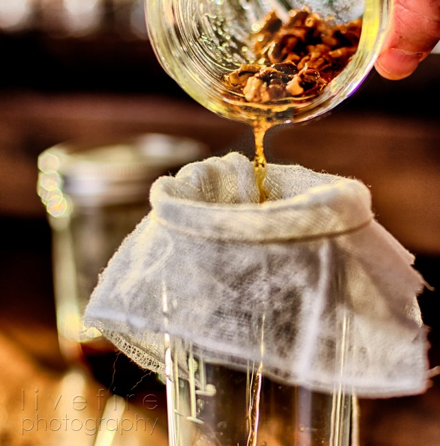 2 Day Pecan Infusion