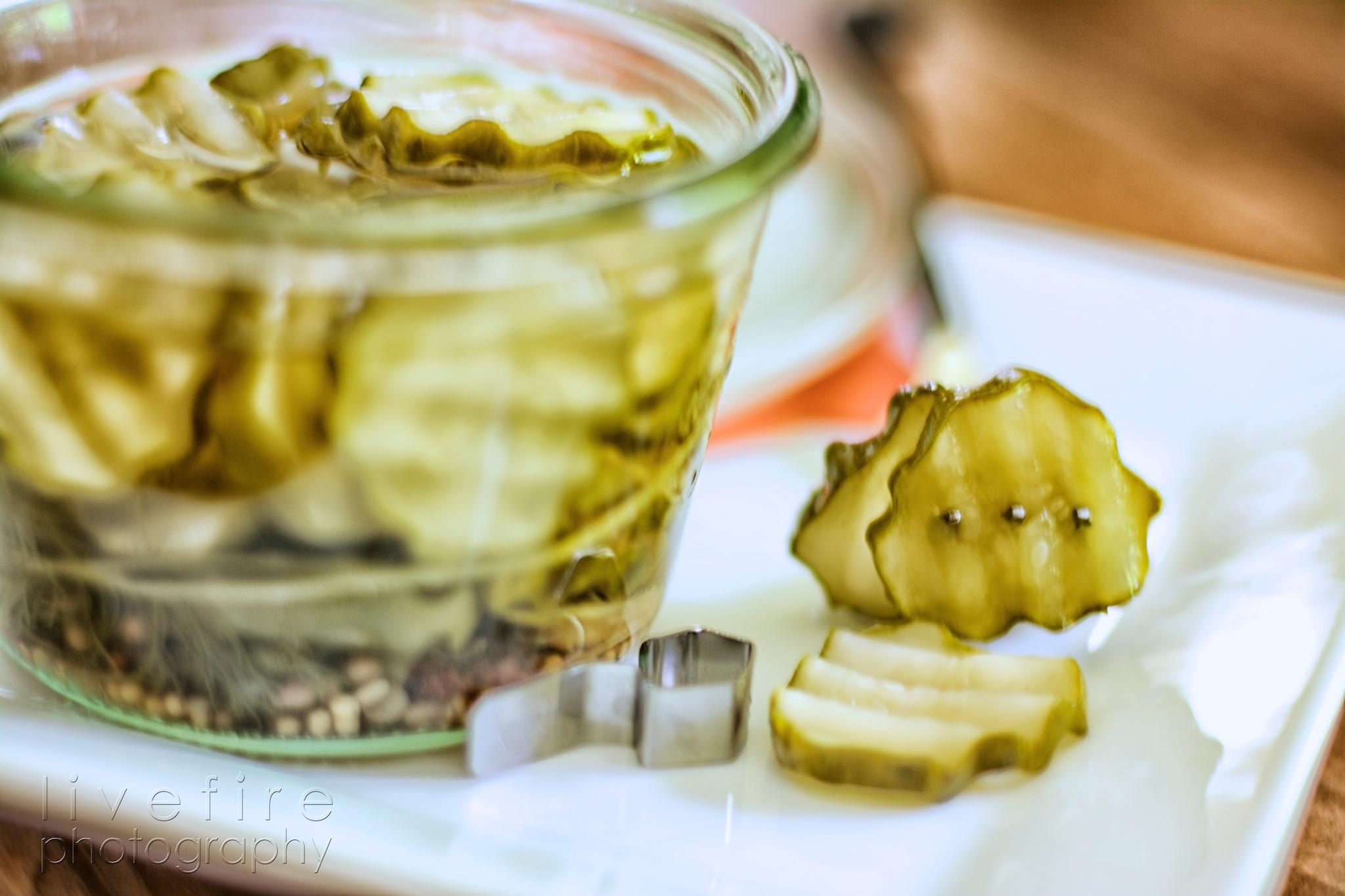 Pickle Tasting